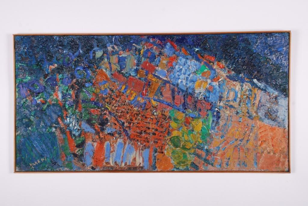 JACQUES YANKEL (1920-2004) - 2