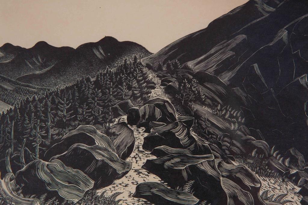 HERBERT OGDEN WATERS (1903-1996) - 10