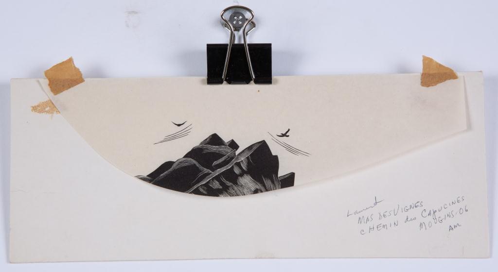 HERBERT OGDEN WATERS (1903-1996) - 2