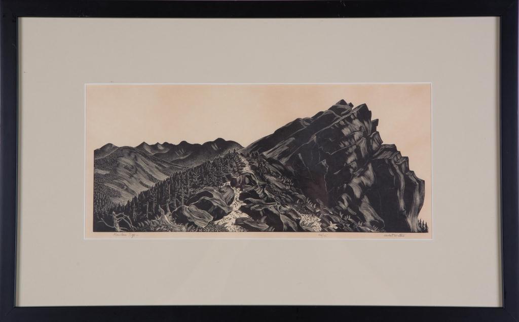 HERBERT OGDEN WATERS (1903-1996) - 5