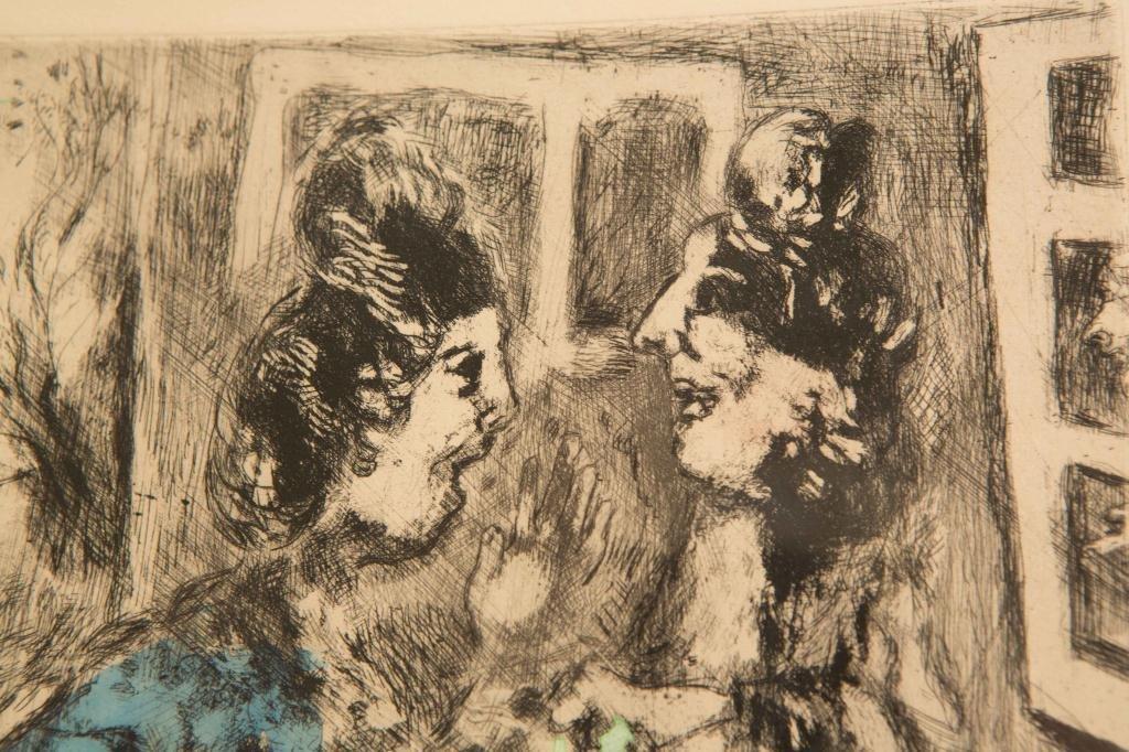 MARC CHAGALL (1887-1985) - 2