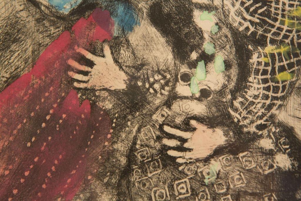 MARC CHAGALL (1887-1985) - 3