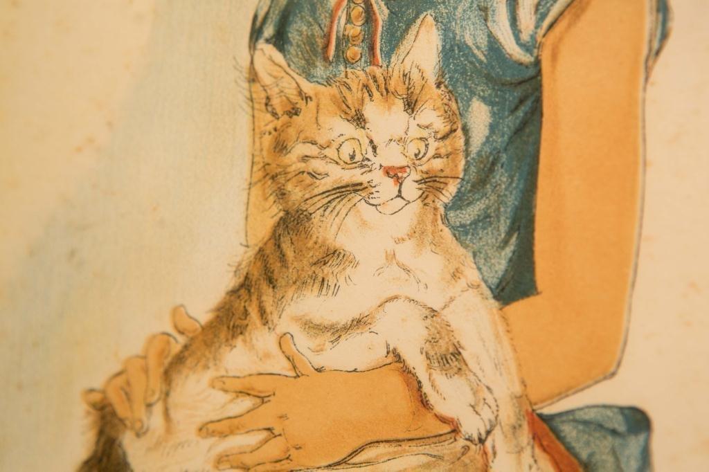 TSUGUHARU FOUJITA (1886-1968) - 2