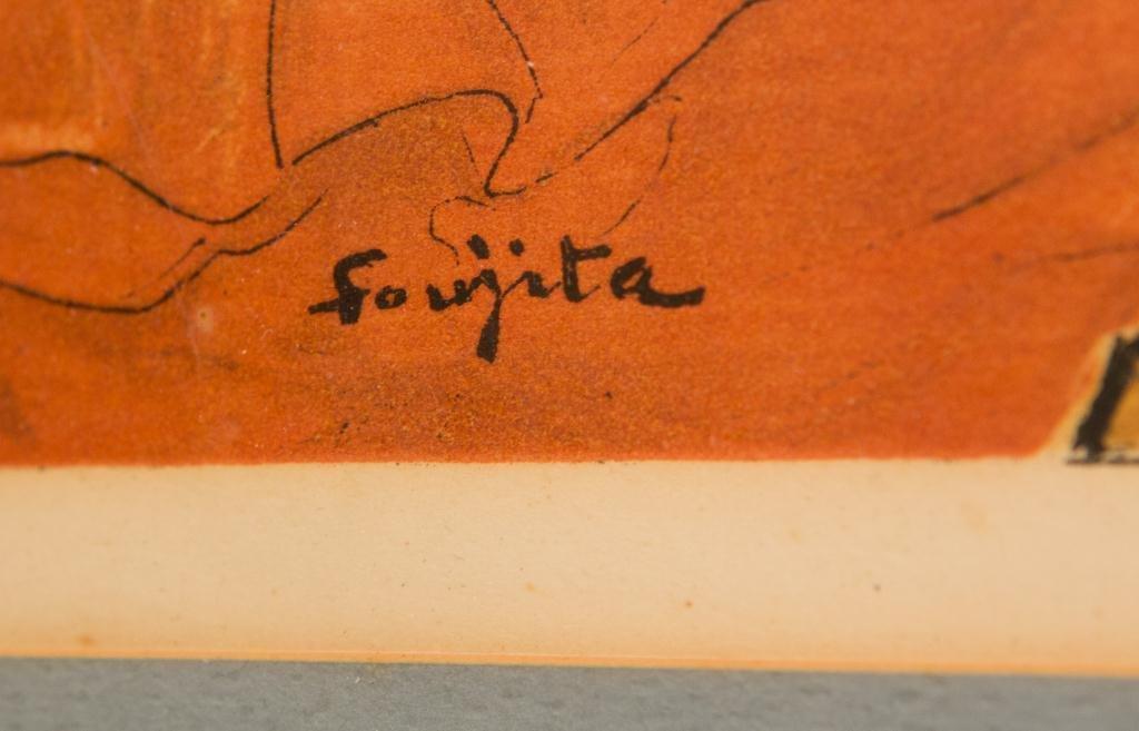 TSUGUHARU FOUJITA (1886-1968) - 3