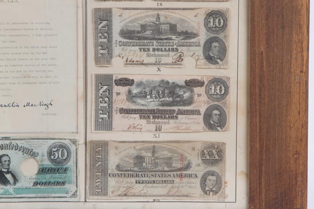 NOTES ISSUED BY THE CONFEDERATE STATES COMPOSITE - 4