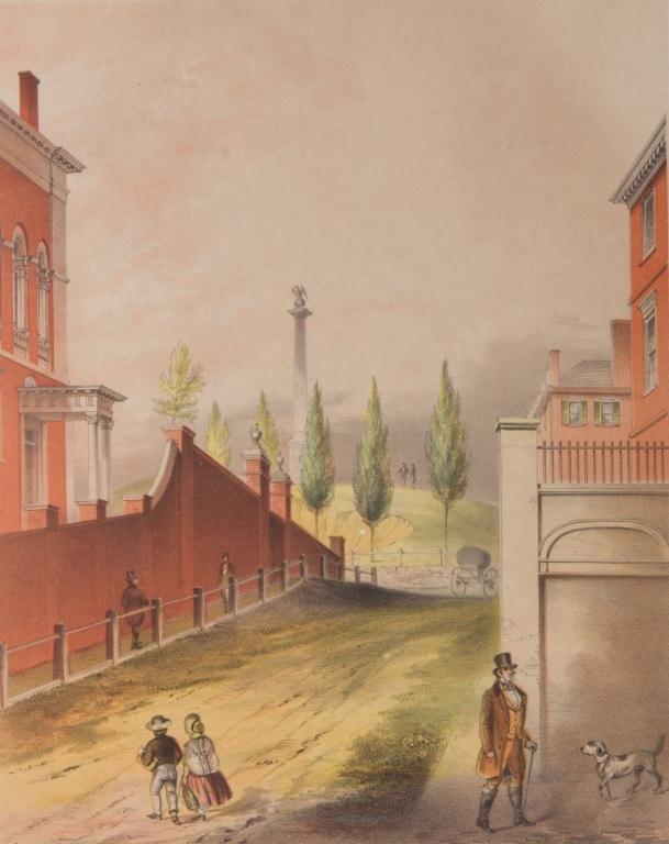 """J. H. Buffords """"Five Old Boston Views"""" - 4"""