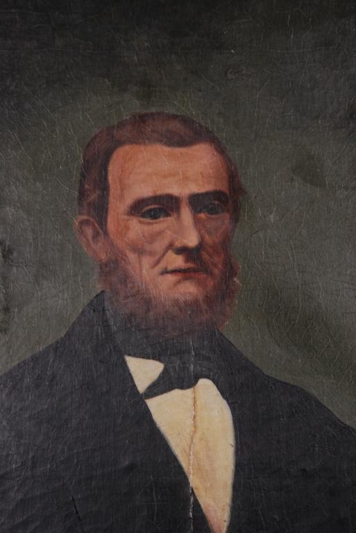 AMERICAN SCHOOL (19th c) Portraits - 2