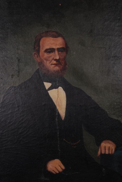 AMERICAN SCHOOL (19th c) Portraits - 3