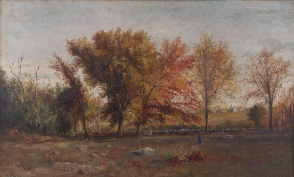 WESLEY WEBBER (1841-1914)