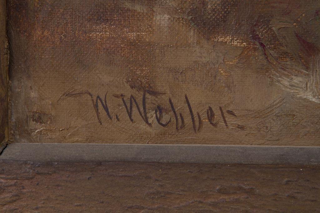WESLEY WEBBER (1841-1914) - 2