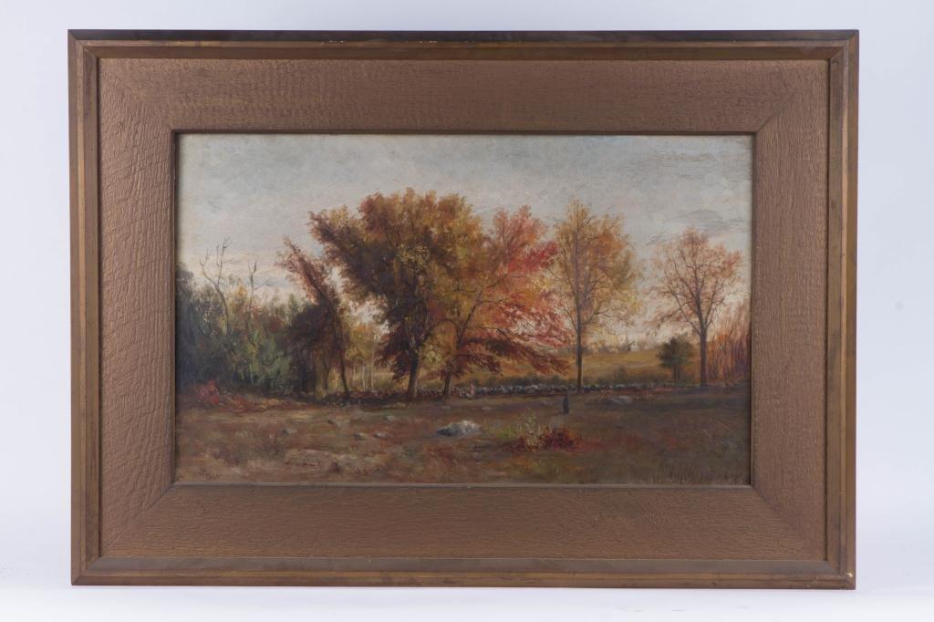 WESLEY WEBBER (1841-1914) - 4