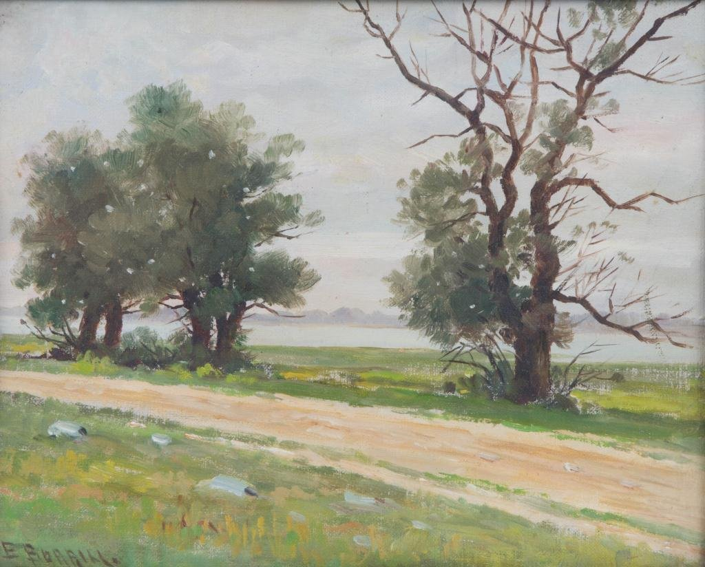 EDWARD BURRILL (1835-1913)