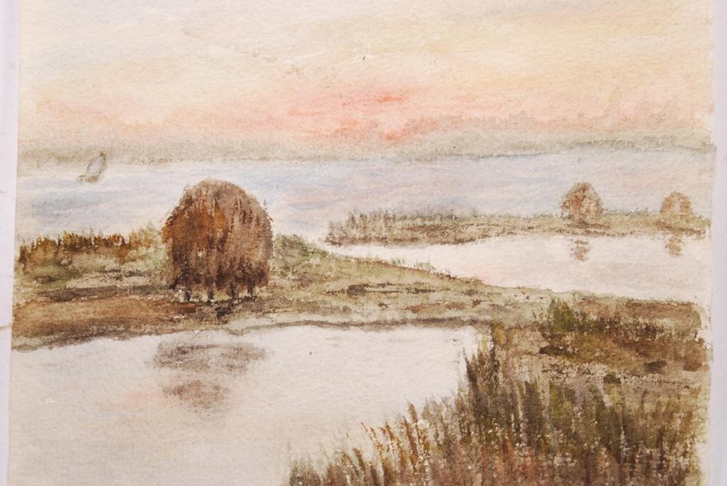AMERICAN SCHOOL (19th c) Coastal Views - 7