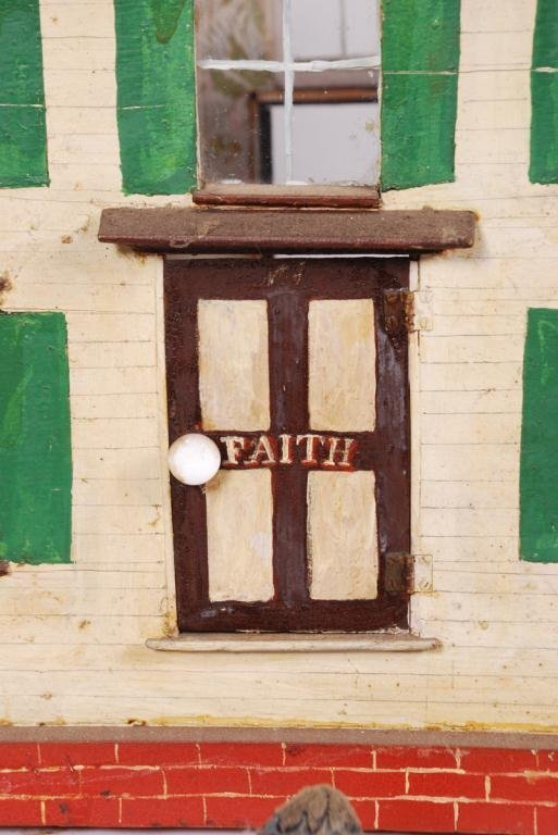 DOROTHY WHITNEY'S DOLLHOUSE LOADED w FURNISHINGS - 4