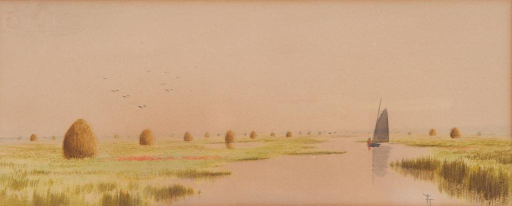 FRANK THURLO (1838-1913)