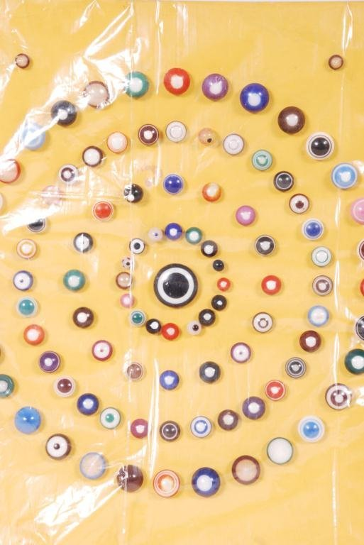 EXTENSIVE COLLECTION OF BUTTONS - 7