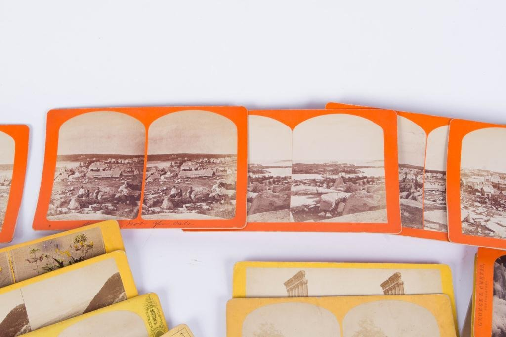 OVER 55 STEREOVIEWS with VIEWER - 2