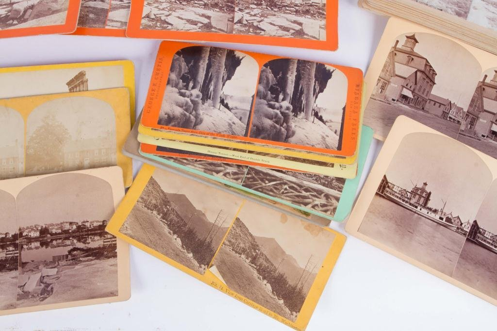 OVER 55 STEREOVIEWS with VIEWER - 5