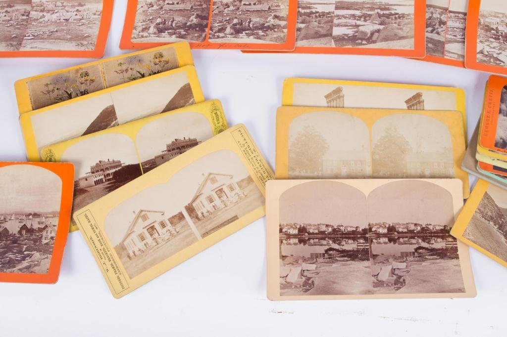 OVER 55 STEREOVIEWS with VIEWER - 6