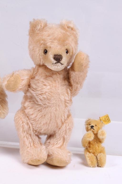 (5) STEIFF ARTICULATED TEDDY BEARS - 5