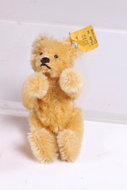 (5) STEIFF ARTICULATED TEDDY BEARS - 6