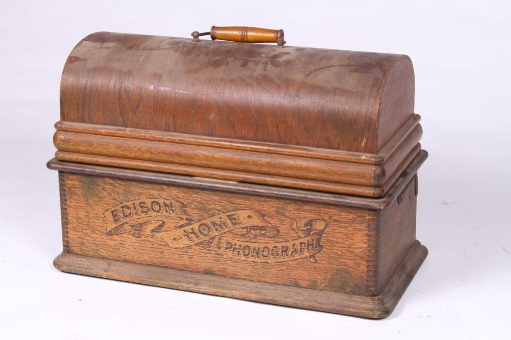 EDISON HOME PHONOGRAPH - 2