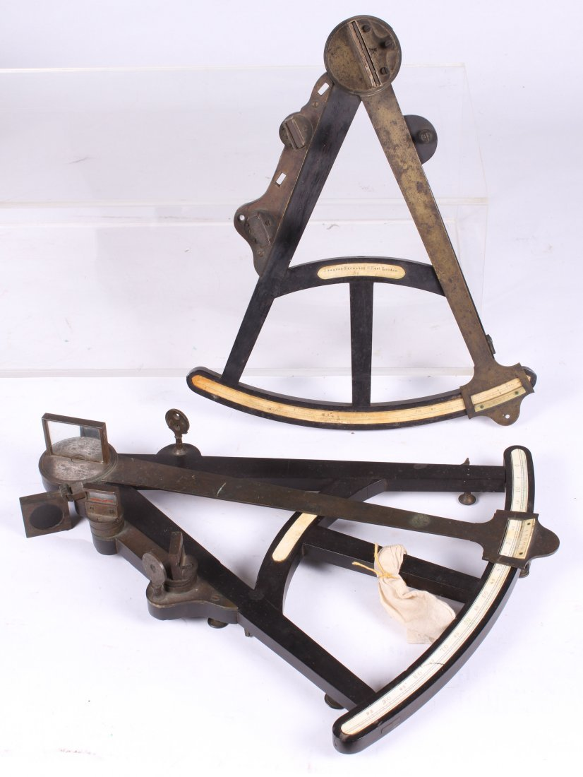 SPENCER BROWNING OCTANT and a SECOND