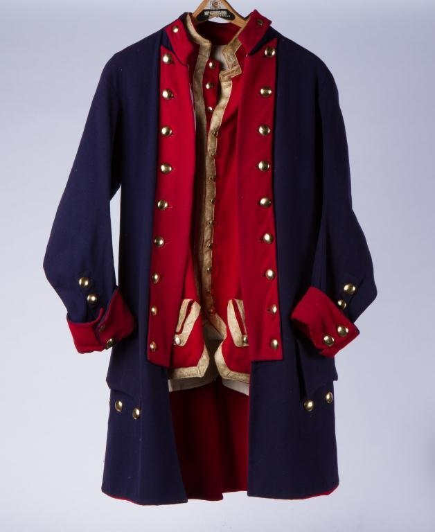 REPRODUCTION REVOLUTIONARY WAR UNIFORM - 4