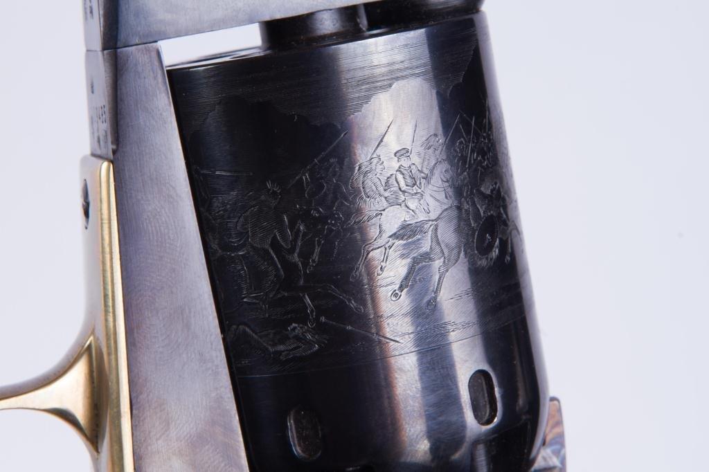 UBERTI BLACK POWDER US 1847 WALKER - 2