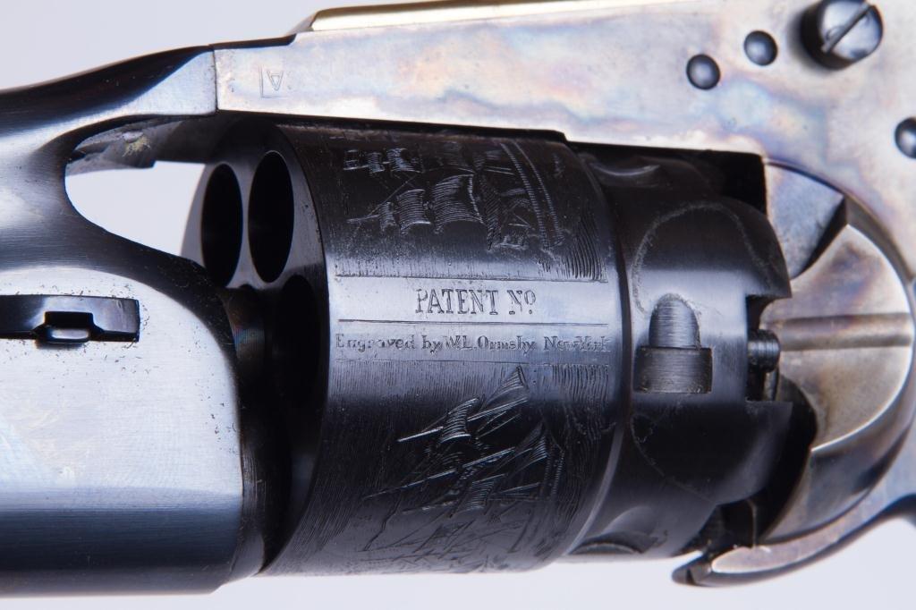 UBERTI 1860 ARMY BLACK POWDER REVOLVER - 2