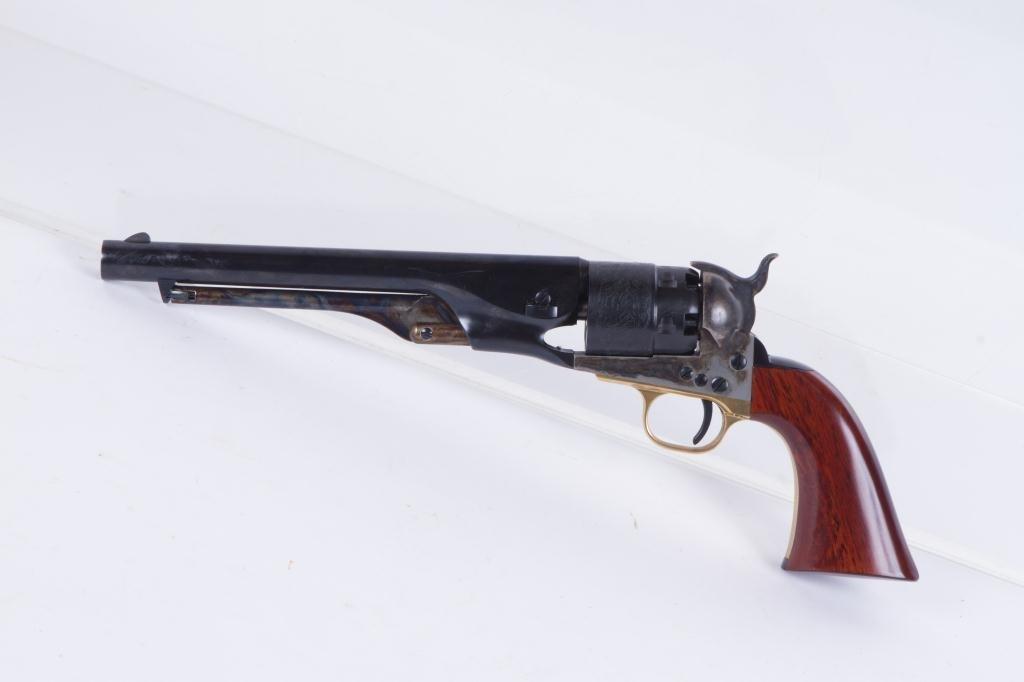 UBERTI 1860 ARMY BLACK POWDER REVOLVER - 4