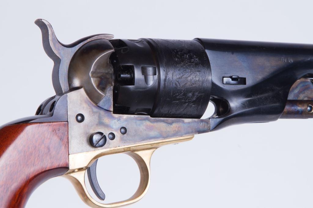 UBERTI 1860 ARMY BLACK POWDER REVOLVER - 6