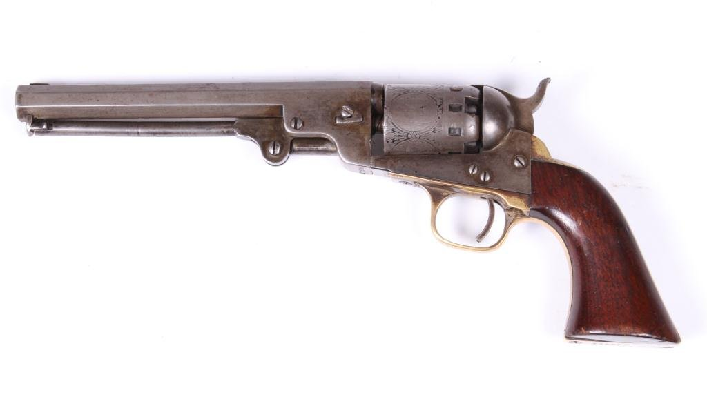 MANHATTAN PERUCUSSION CAP REVOLVER - 4