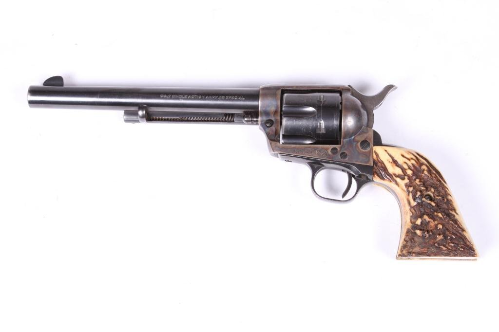 COLT SINGLE ACTION ARMY 38 SPECIAL REPRODUCTION - 2