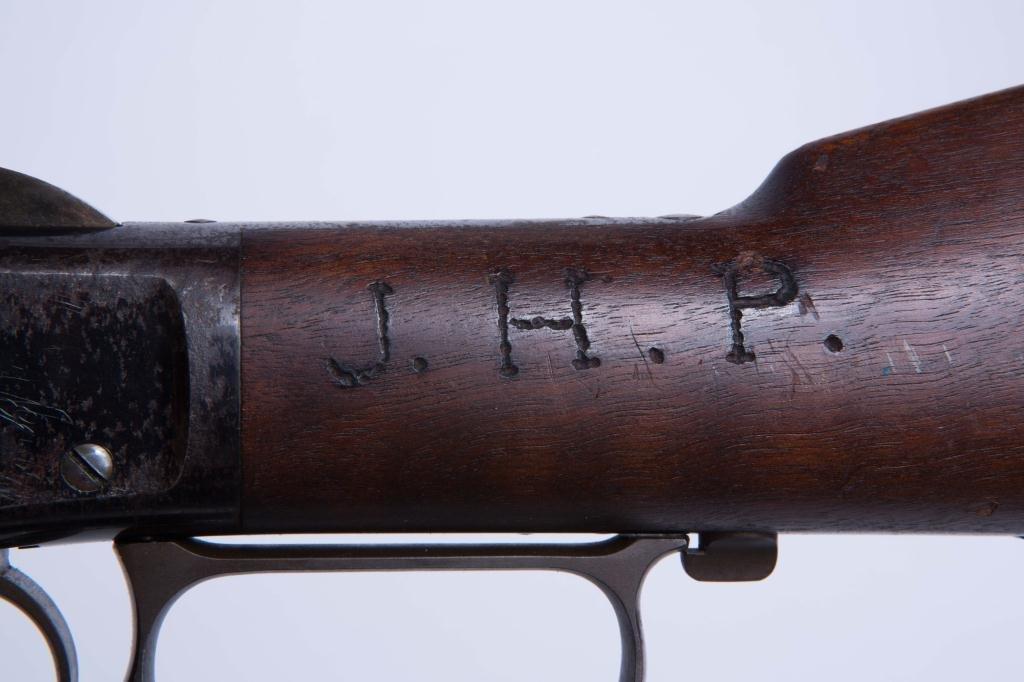 WINCHESTER MODEL 1873 ROUND BARREL RIFLE - 10