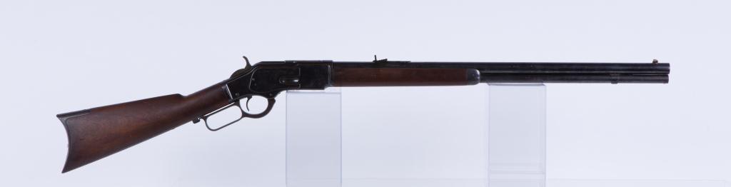 WINCHESTER MODEL 1873 ROUND BARREL RIFLE