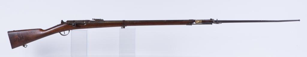 MODEL 1866 St. ETIENNE BOLT ACTION RIFLE