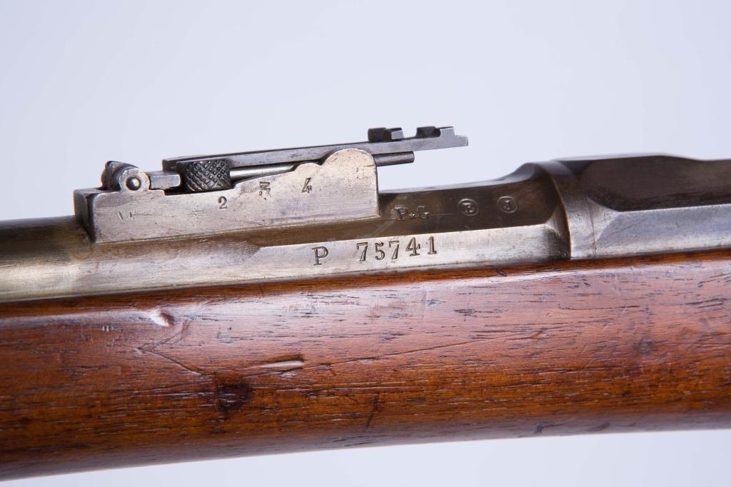 MODEL 1866 St. ETIENNE BOLT ACTION RIFLE - 2