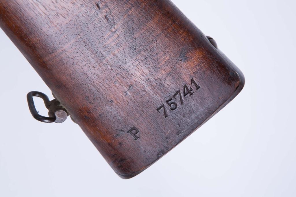 MODEL 1866 St. ETIENNE BOLT ACTION RIFLE - 4