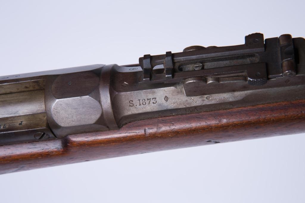 MODEL 1866 St. ETIENNE BOLT ACTION RIFLE - 5