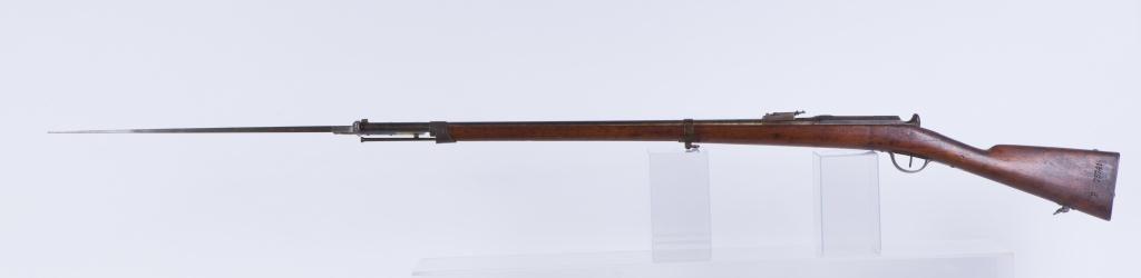MODEL 1866 St. ETIENNE BOLT ACTION RIFLE - 7