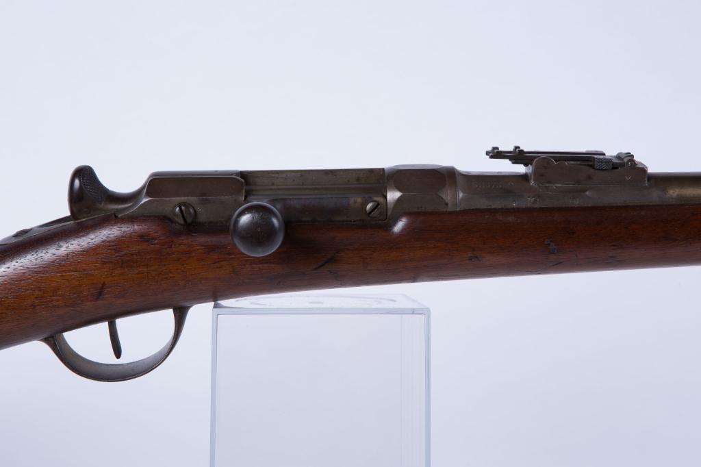MODEL 1866 St. ETIENNE BOLT ACTION RIFLE - 8