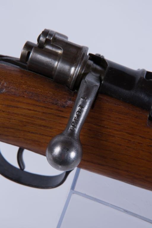 MAUSER ZASTAVA M48 BOLT ACTION RIFLE - 10