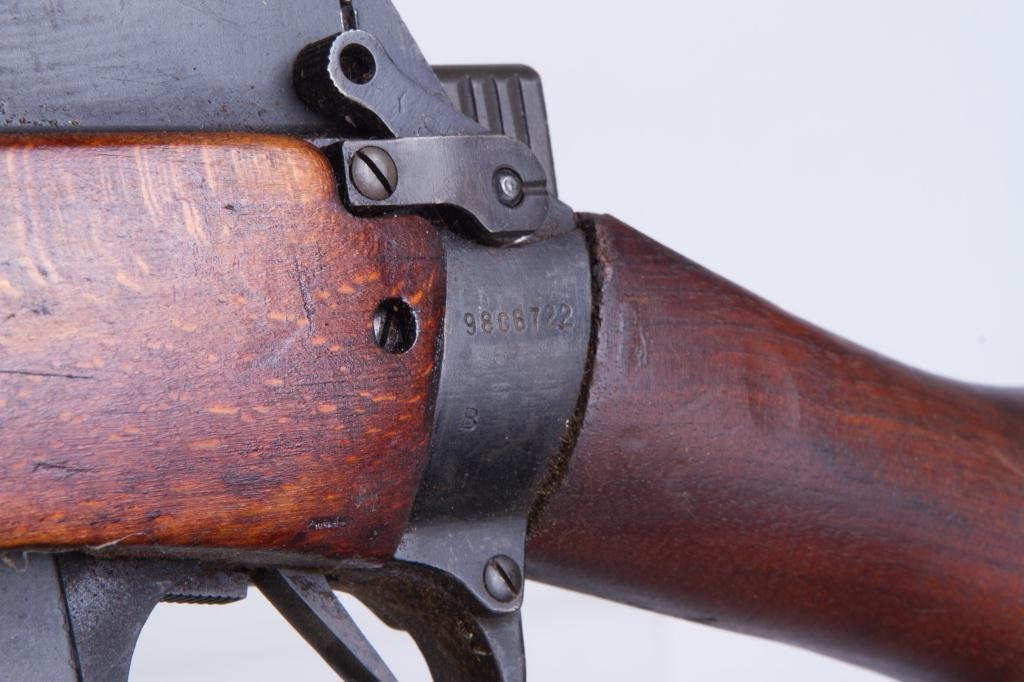 LEE-ENFIELD BOLT ACTION RIFLE NO. 4 - 4