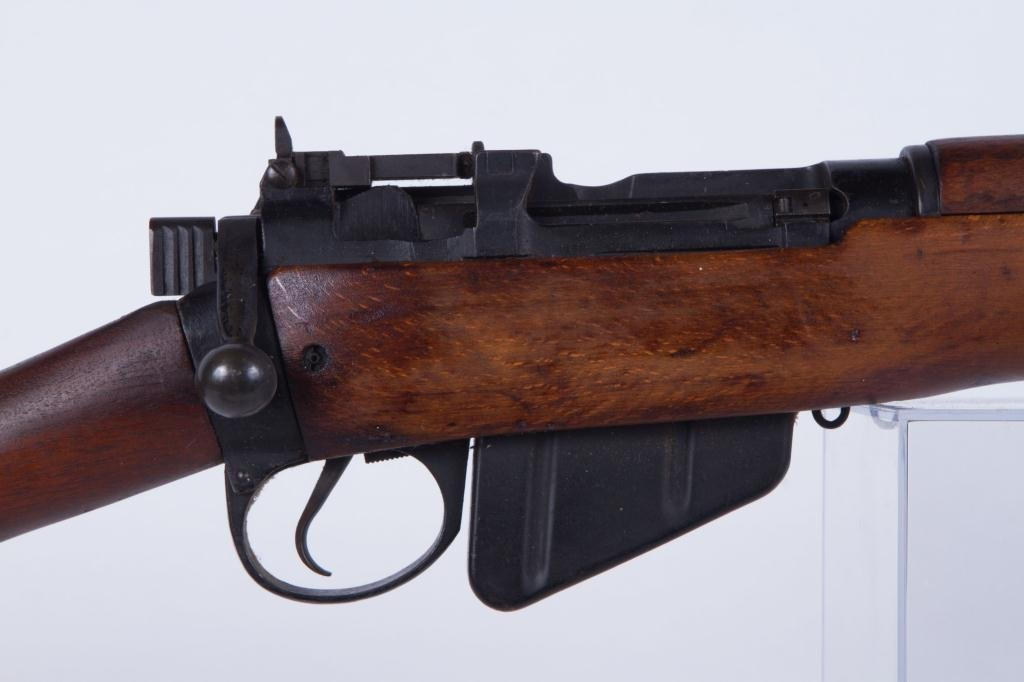 LEE-ENFIELD BOLT ACTION RIFLE NO. 4 - 7