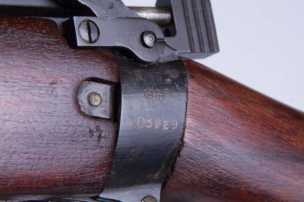 LEE-ENFIELD No 5 MK 1 JUNGLE CARBINE - 6