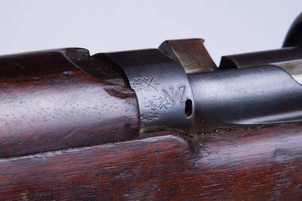 1911 LEE-ENFIELD BOLT ACTION RIFLE - 2