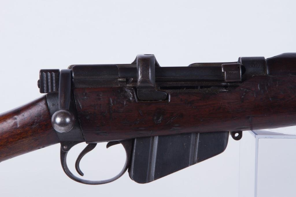 1911 LEE-ENFIELD BOLT ACTION RIFLE - 7