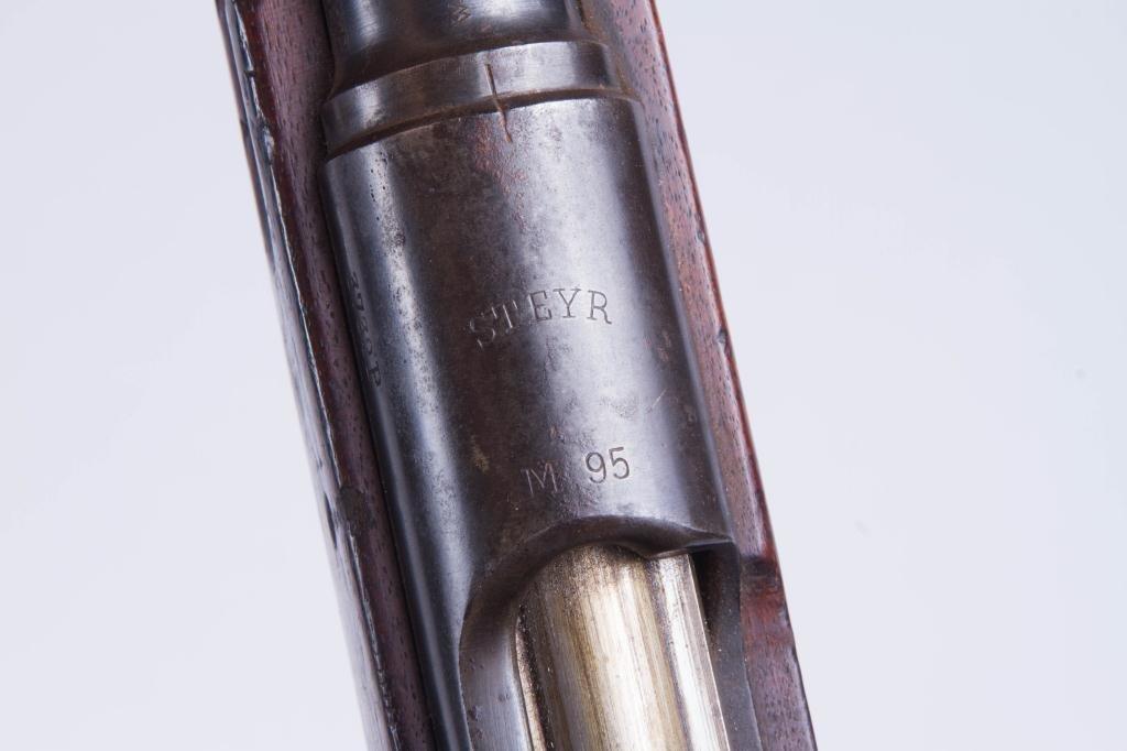 MANNLICHER STEYR M95 BOLT ACTION RIFLE - 10