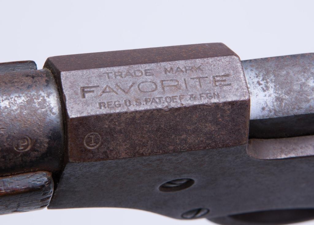 J STEVENS ARMS 22 LONG RIFLE MODEL 1915 - 3